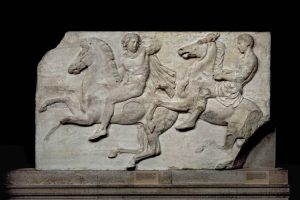 Греция одолжит скульптуры Парфенона у Британского музея