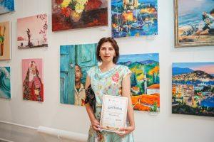 В Києві відкрилась міжнародна виставка живопису «Барви світу. Туреччина»