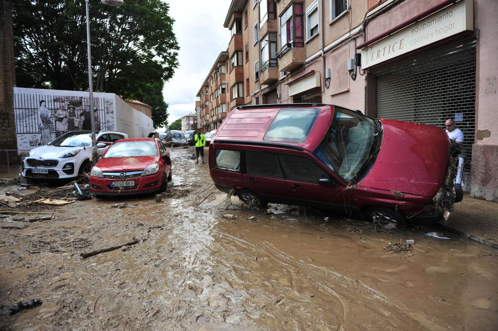 Наводнение в Испании: шесть человек погибли и тысячи эвакуированы
