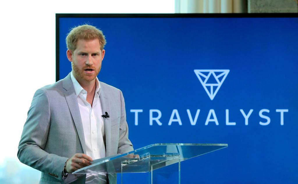 Принц Гарри создал партнерство, содействующее экологичным путешествиям