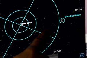 NASA запустит телескоп для обнаружения потенциально опасных астероидов