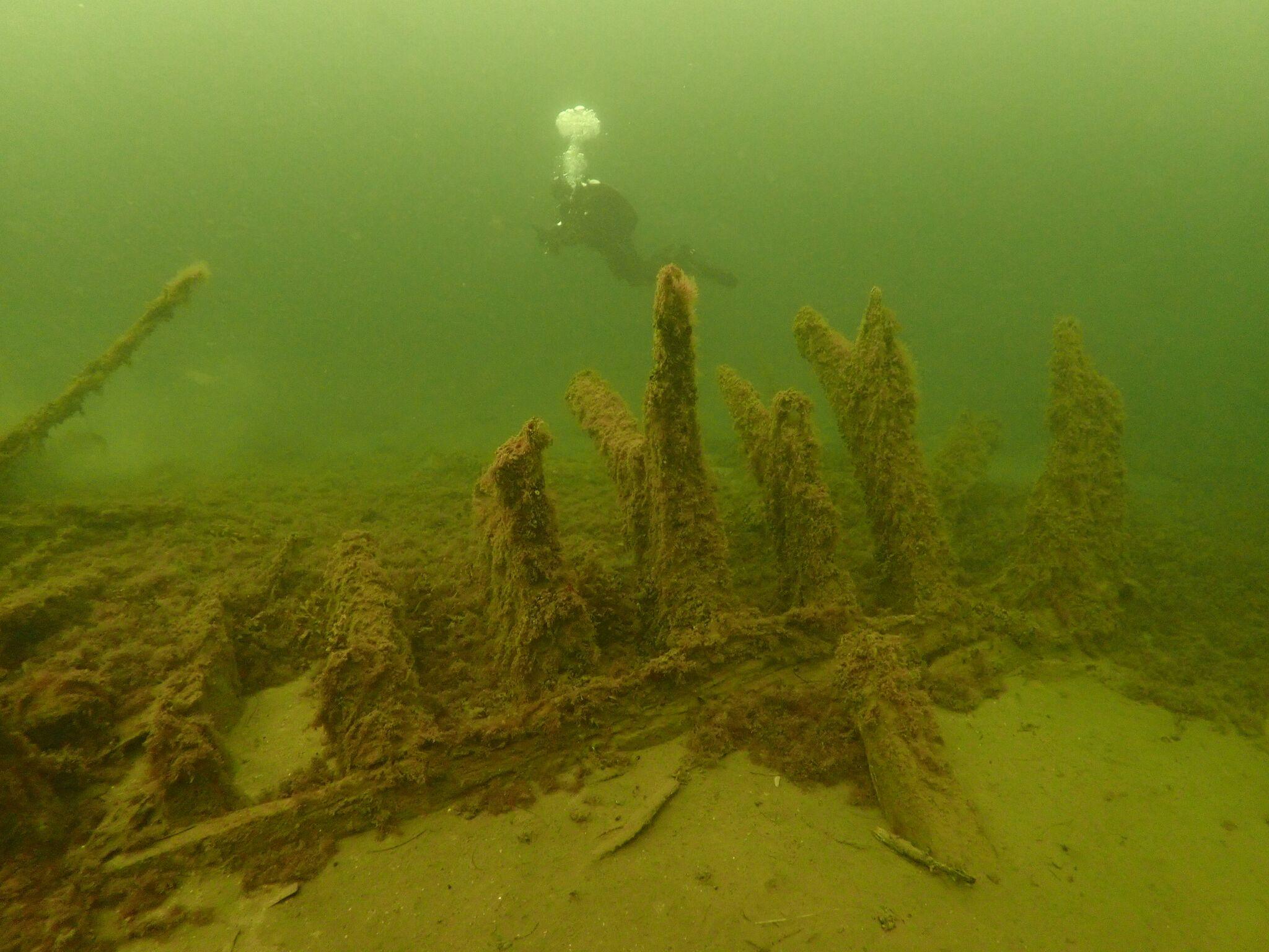 На дне Балтийского моря нашли старейший военный корабль региона
