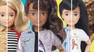 В США выпустили бесполую Барби