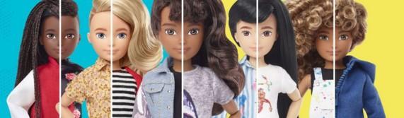 В США выпустили бесполую Барби.Вокруг Света. Украина