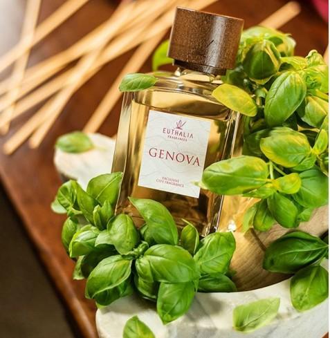 У Генуи появился свой парфюм.Вокруг Света. Украина