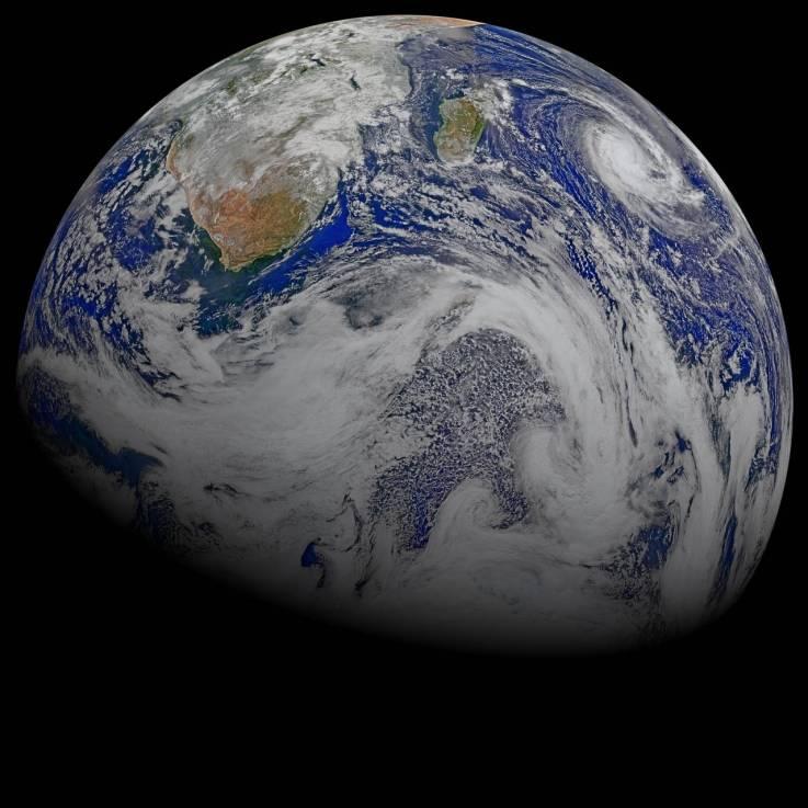 2 миллиарда лет назад 99 процентов живых организмов на Земле вымерли.Вокруг Света. Украина