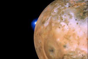 Вулкан на спутнике Юпитера может взорваться со дня на день