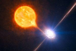 Отдаленная черная дыра меняет яркость каждые 9 часов - астрономы в недоумении