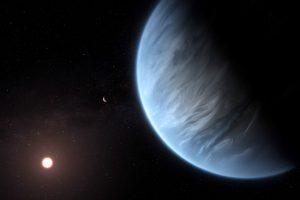 На потенциально обитаемой экзопланете впервые найдена вода – британские исследователи