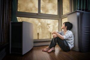 Загрязнение воздуха вызывает психические проблемы у детей