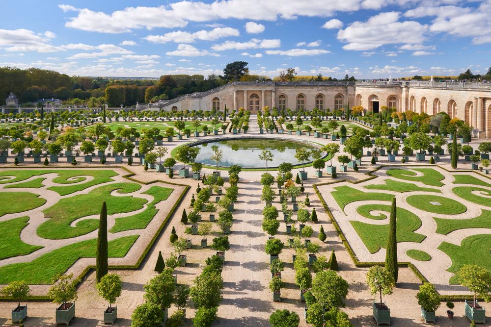 Изменение климата разрушает исторические сады Версаля.Вокруг Света. Украина