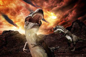 Палеонтологи описали последний день эпохи динозавров
