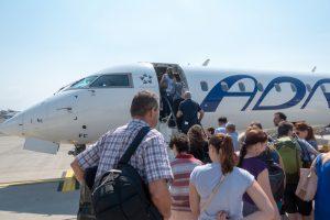 Авиакомпания отменила рейс в Вену, чтобы не платить долг в 250 евро