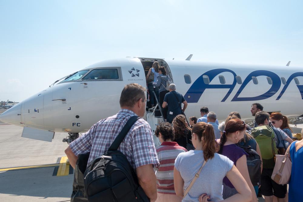 Авиакомпания отменила рейс в Вену, чтобы не платить долг в 250 евро.Вокруг Света. Украина