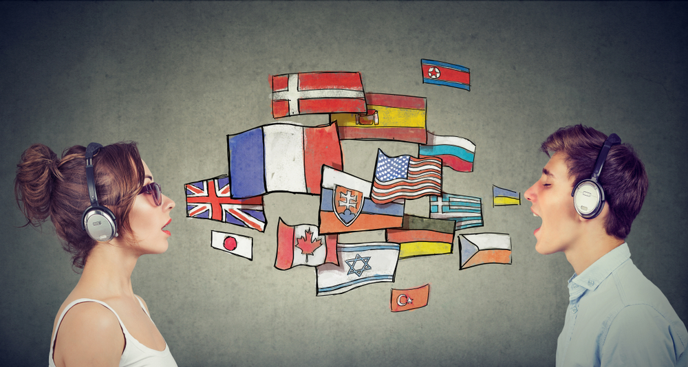 Носители разных языков передают информацию с одинаковой скоростью.Вокруг Света. Украина