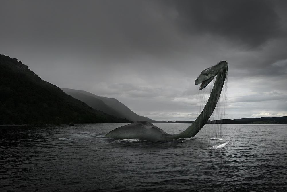 Лох-несское чудовище было гигантским угрем.Вокруг Света. Украина