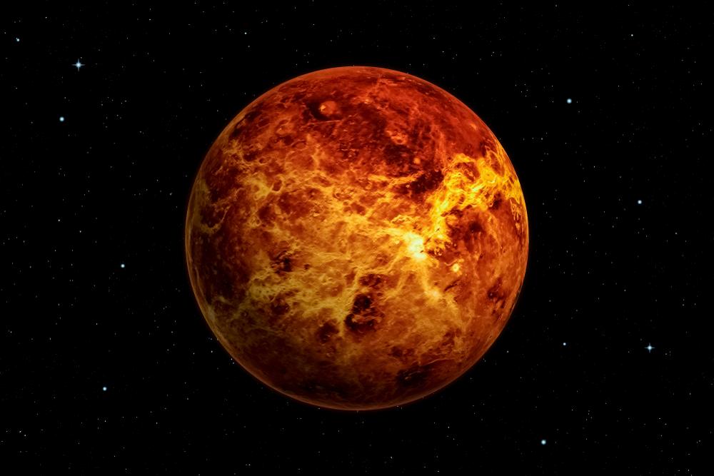 Темные пятна Венеры – это признаки жизни?