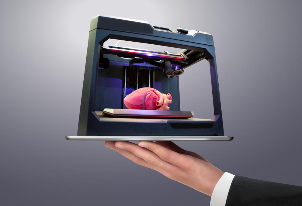 В Гарварде научатся печатать сердце из живых клеток  .Вокруг Света. Украина