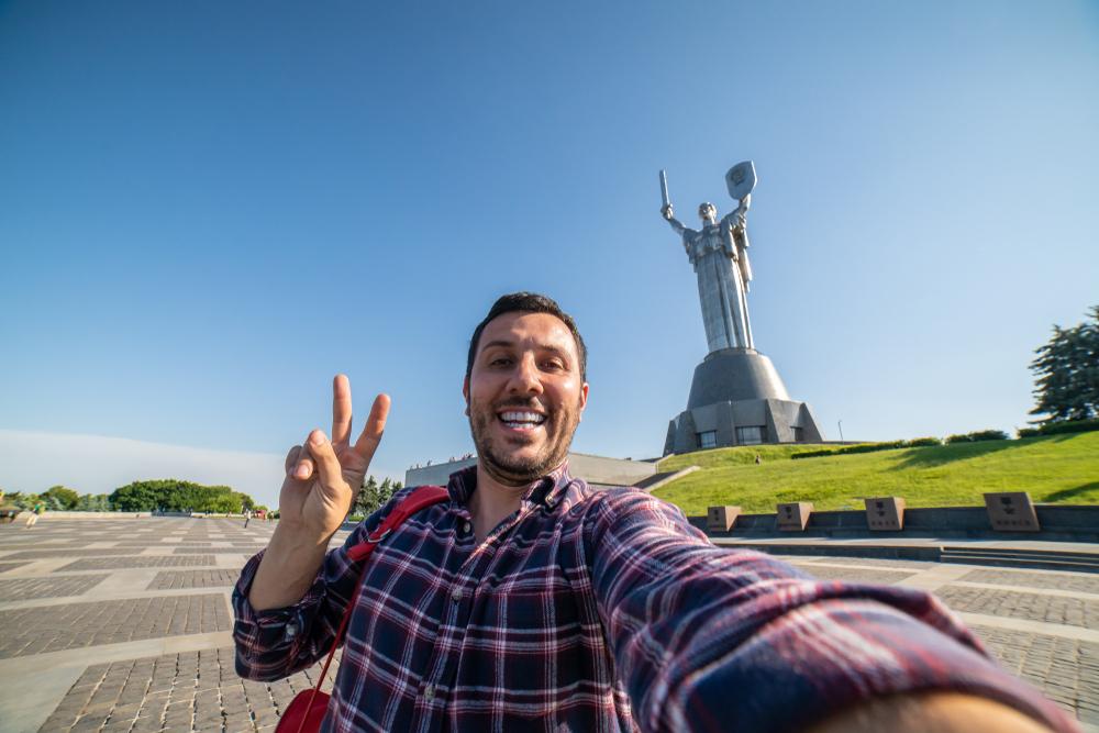 Туристический потенциал Украины вырос.Вокруг Света. Украина