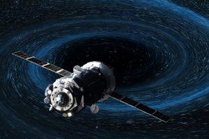 В Солнечной системе обнаружили признаки черной дыры