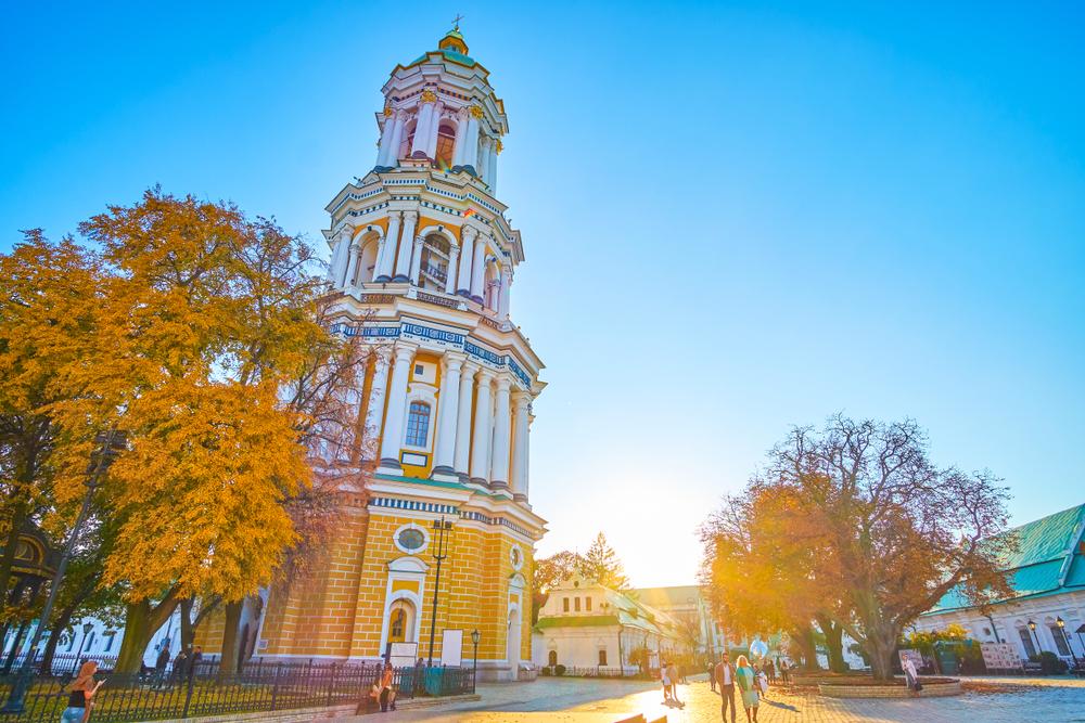 В Украине официально наступила осень.Вокруг Света. Украина