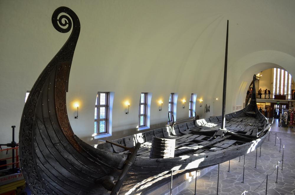 В Норвегии построят новый музей викингов и отреставрируют все ладьи