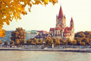 Что посмотреть в Вене осенью