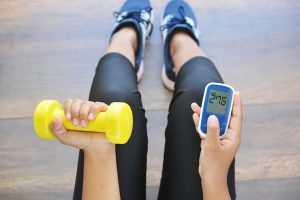 Шансы заболеть диабетом зависят от длины ног