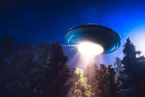 Треть американцев считает, что НЛО посещают Землю