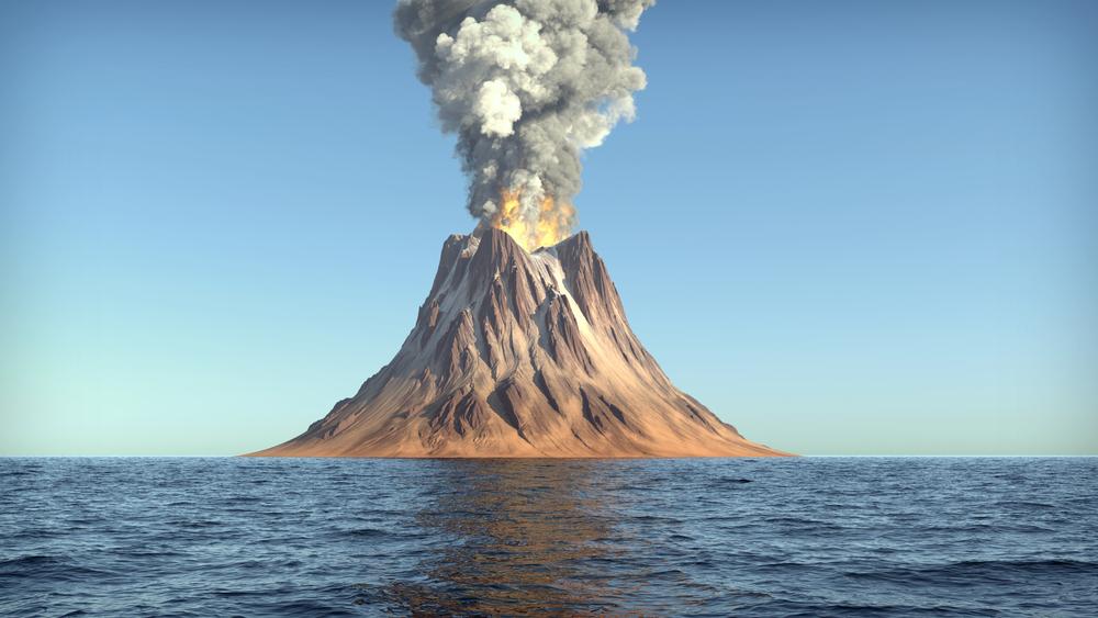 У побережья Италии найден комплекс подводных вулканов.Вокруг Света. Украина