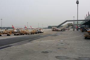 В Пекине закрылся старейший аэропорт Китая