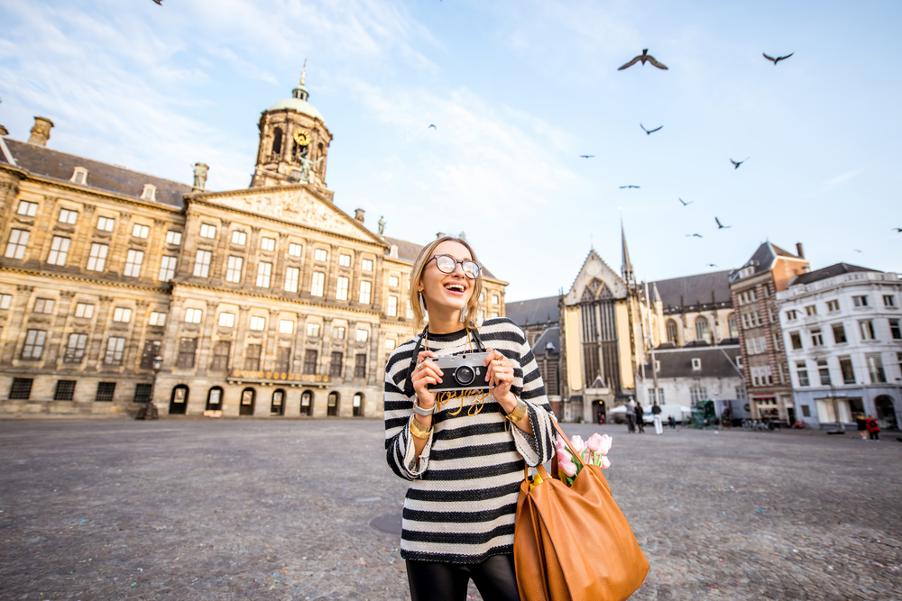 Амстердам установит самый высокий туристский налог в Европе