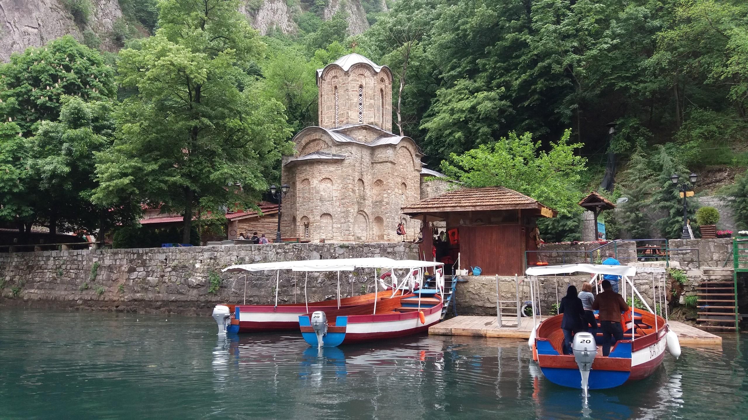 Северная, но теплая: что посмотреть в Македонии