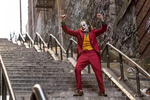 Лестница Джокера в Нью-Йорке стала новой достопримечательностью