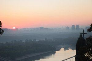 Смог в Киеве: причины, прогнозы и последствия