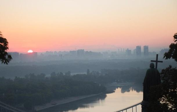Смог в Киеве: причины, прогнозы и последствия.Вокруг Света. Украина
