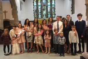 Самая большая семья в Британии ждет 22-го ребенка