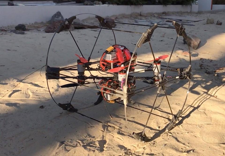 NASA проектирует робота-оборотня для отправки на Титан.Вокруг Света. Украина