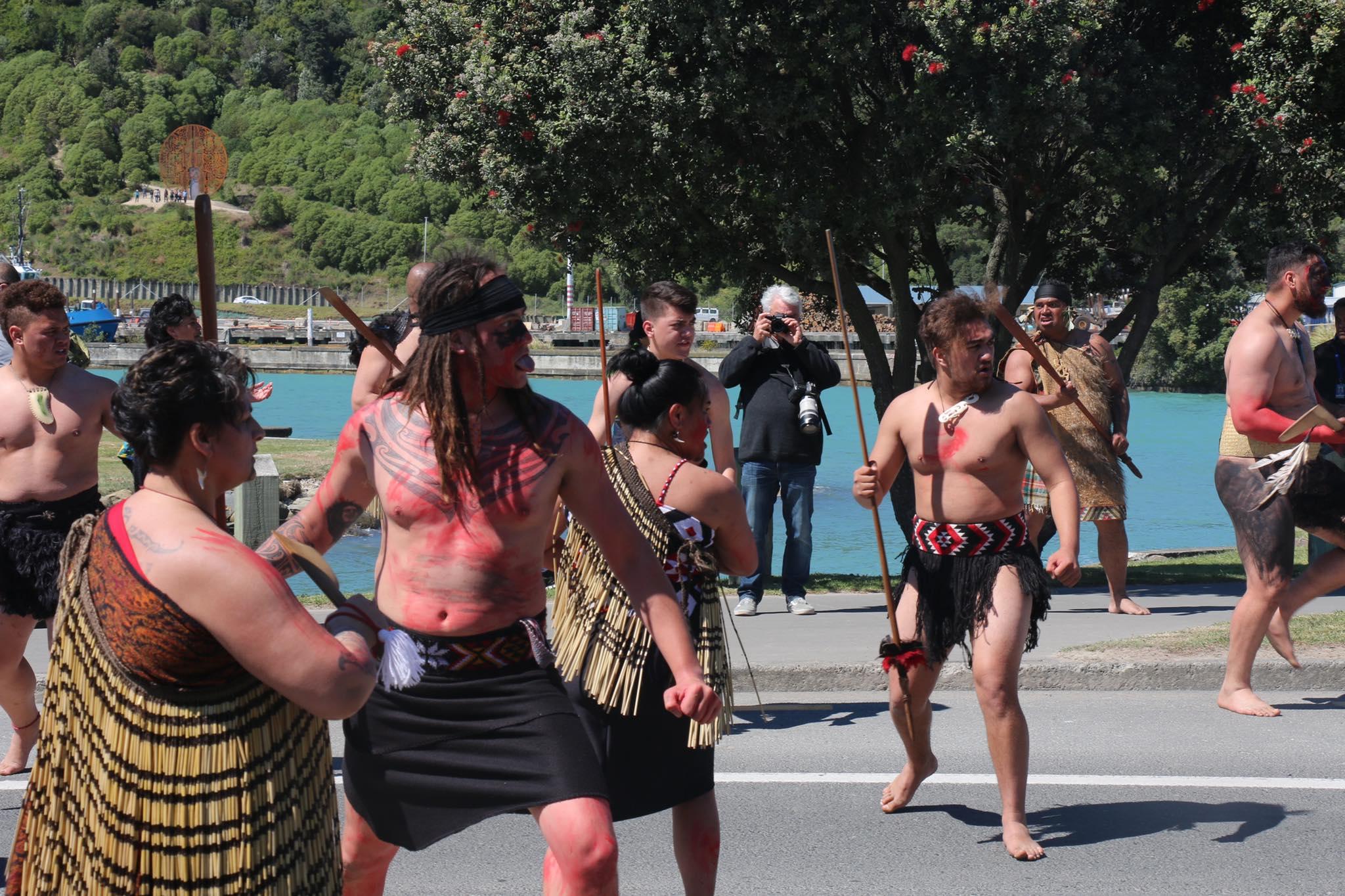 Новая Зеландия отмечает 250 лет высадки Кука на острова