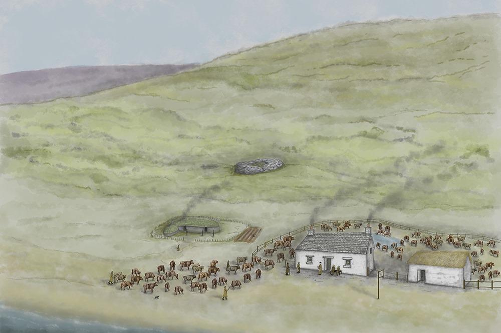 Гостиница XVII века защищала постояльцев от ведьм – шотландские археологи