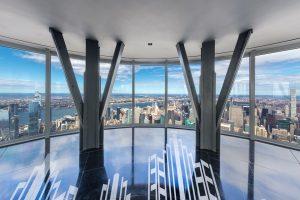 На Эмпайр-Стейт-Билдинг обновили высотную видовую площадку