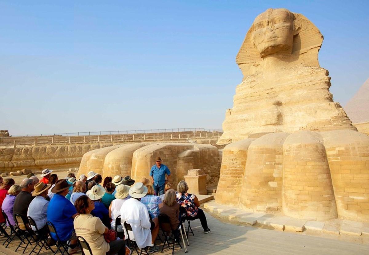 В Египте откопали мастерские по производству саркофагов