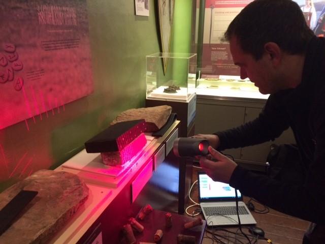 Новый лазерный сканер изучит наскальные рисунки Оркнейских островов