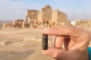 В Турции нашли древнюю ассирийскую печать