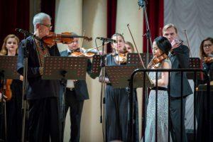 Во Львове пройдет Третий международный конкурс скрипачей Олега Крысы
