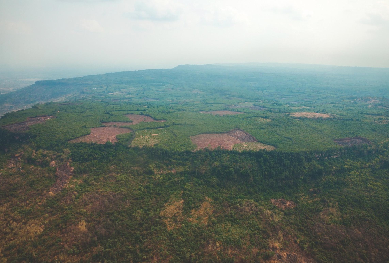 Археологи выяснили, как выглядел «затерянный город» Кхмерской империи