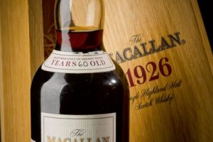 В Лондоне продали самую дорогую в мире бутылку виски