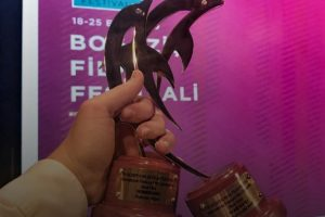 Украинский фильм победил на Босфорском кинофестивале