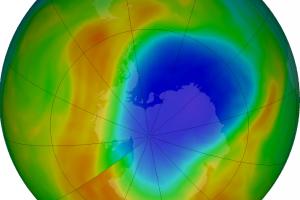 Озоновая дыра достигла минимального размера за всю историю наблюдений