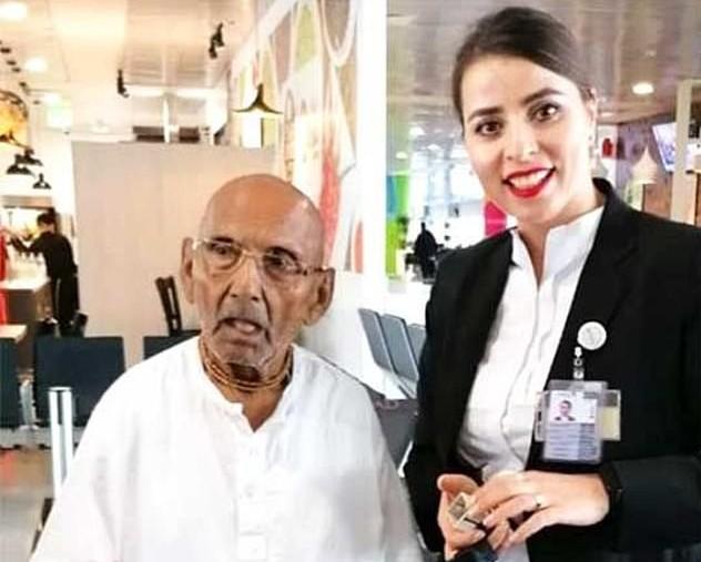 В ОАЭ случайно нашли старейшего жителя планеты